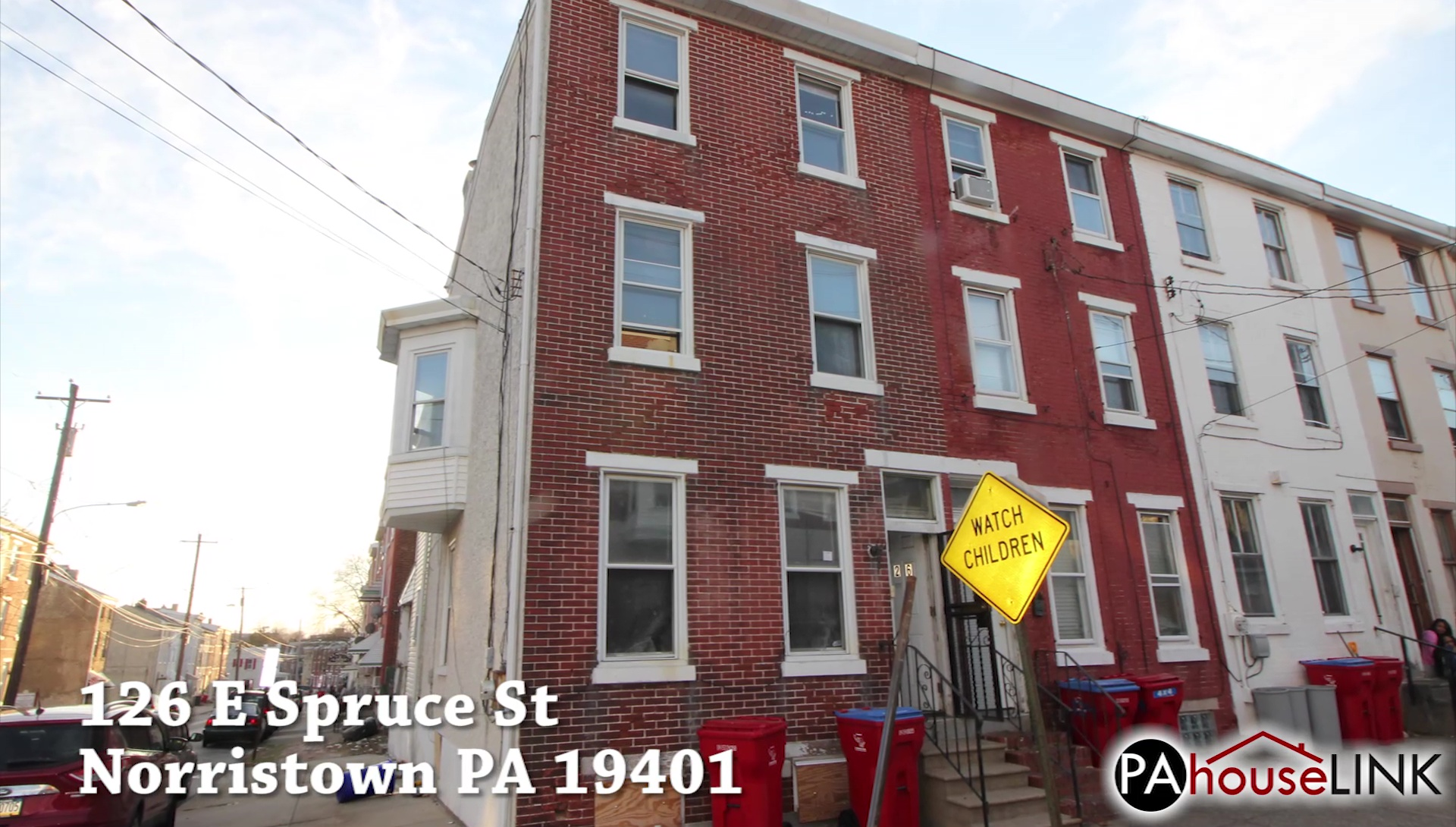 126 E Spruce St Norristown PA 19401 | Coming Soon Foreclosure Properties Norristown PA 19401